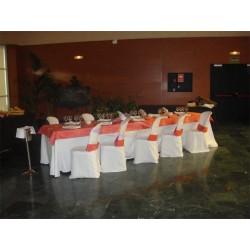 Cubremantel para mesa rectangular 187x76
