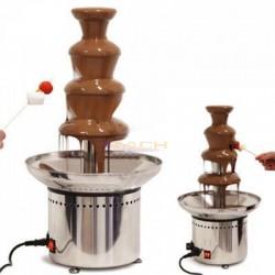 Fuente de chocolate profesional 66 cm