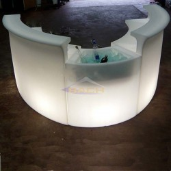 Icebar con luz,