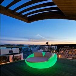 Sofá iluminado, Formentera