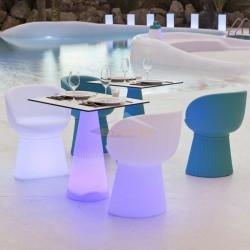 Illuminated chair, Mallorca