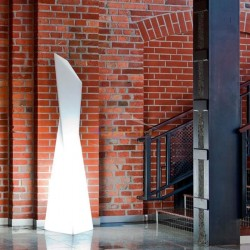 Lámpara polietileno, Manhattan