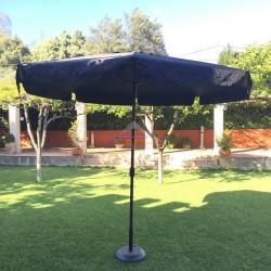 Sombrilla cuadrada de 3,5x3,5m