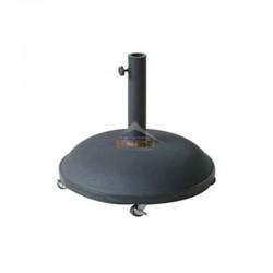 Base de parasol redonda
