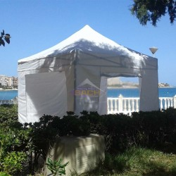 CARPA PLEGABLE 3X3 Aluminio
