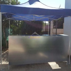 Carpa 3x3 plegable 420D