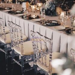 Napoleon banquet chair