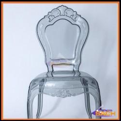 Bella chairs transparent