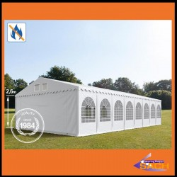 Carpa Ignofuga 8x12 XXL