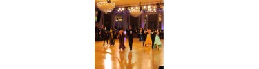 Pista de baile de madera5x5