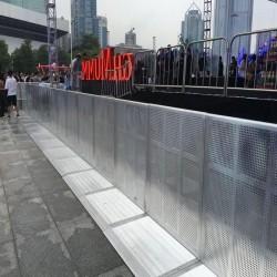 Barricada De Gestión de multitudes