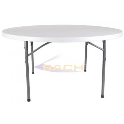 Mesa plegable redonda 150 cm